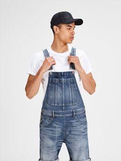 Jack   Jones FRED ORIGINAL SALOPETTE JJ 096 Overall online kaufen   OTTO  Latzhosen, Jeans b736c0389a
