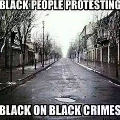 ZERO! 90% of all crimes committed against blacks are committed by blacks, so shove the race-baiting lies up your anus hole!!!