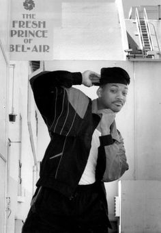 """Will Smith- """"The Fresh Prince of Bel-Air"""" Fresh Prince, Willian Smith, Prinz Von Bel Air, Photowall Ideas, Funny Animal Quotes, Latest Albums, Celebrity Travel, Retro Aesthetic, Funny Wallpapers"""