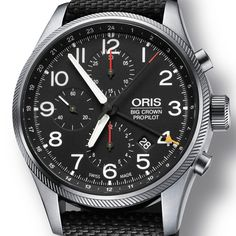 ORIS Big Crown ProPilot Chronograph GMT   WatchMobile7