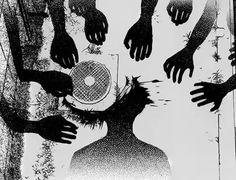 Картинка с тегом «manga and monochrome»