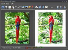 FotoSketcher--3.00 alpha 3--オールフリーソフト