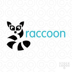 Raccoon face and Tail