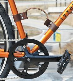Getting your bicycle up the stairs to your apartment just got a whole lot easier.