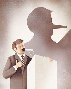 Cet artiste illustre la triste vérité derrière les grands sujets de notre société