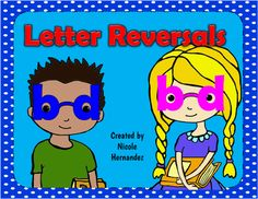 Letter Reversals 'b' and 'd'