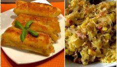 Wiejskie krokieciki z pysznym farszem - Blog z apetytem Tacos, Blog, Menu, Mexican, Favorite Recipes, Chicken, Ethnic Recipes, Diy, Recipies