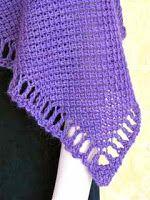 Vashti's Crochet Pattern Companion: Five Basic Rules in Tunisian Crochet Patterns