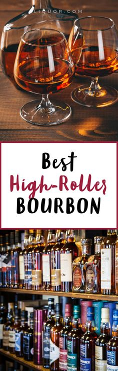 The Best High-Roller Bourbon Whiskey Or Whisky, Whiskey Drinks, Scotch Whiskey, Cocktail Drinks, Whiskey Trail, Whiskey Recipes, Liquor Drinks, Fall Cocktails, Drinks Alcohol Recipes