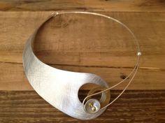 Chickboss Earth Aluminum Necklace