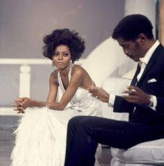 Diana & Sammy Davis Jr.