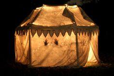 circus tent...