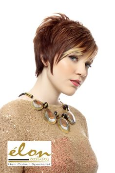 Elon Salon 695 Piedmont Rd, Marietta, GA 30066 (770) 427-8698                 www.elonsalon.com #hairstyle #color #shorthair