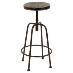 Mid Century Modern Bar Stools | Hayneedle