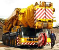 mobile crane - Google Search