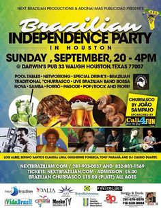 Brazilian party coming!!
