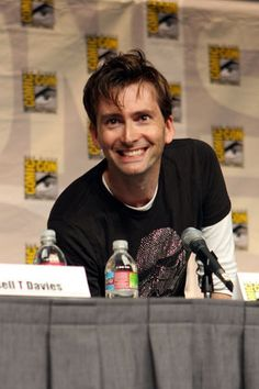 21 Photos Of David Tennant That Will Make You Want To Be His Girlfriend. Too late...but anyone can enjoy looking at them anyway. Omg he's so beautiful! <3 <3 <3 <3