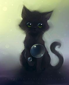 gato art - Buscar con Google