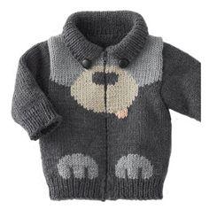 Jungen Pullover Modelle - Knitting For Kids Baby Knitting Patterns, Knitting For Kids, Crochet For Kids, Baby Patterns, Crochet Baby, Hand Knitting, Knit Crochet, Knit Baby Sweaters, Boys Sweaters