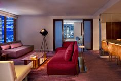 W New York - Times Square Wow Suite