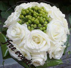 bouquet rose ice