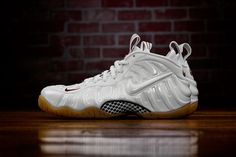 "Nike Air Foamposite Pro ""White"""
