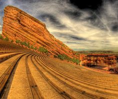 Team Yasso® member Lucy's favorite spot to picnic is at Red Rocks Amphitheatre in Colorado.