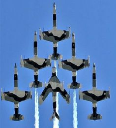 Watch planes fly overhead at the Milwaukee Air & Water Show.