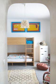 um apartamento com design moderno !