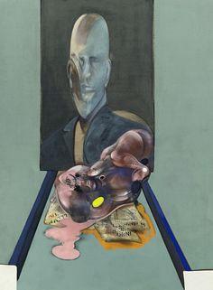 Triptyque (1976) III, par Francis Bacon