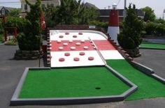 Creative Mini Golf Course Constructions (24 pics) - Izismile.
