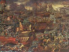 7 ottobre 1571: la giornata di Lepanto