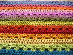 Cosy Stripe Blanket, Attic24