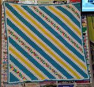 Ravelry: Biased Granny Afghan pattern by Elizabeth Ham