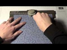 Vidéo de présentation et d'utilisation de l'Insta Enveloppes de Stampin'Up! | Le Blog de Nini Scrap