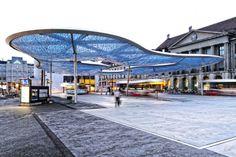 Bahnhofplatz  Aarau