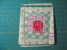 Quilt Dad: Quilt Along | 5. Wonky Squares-in-Squares Block