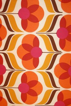 there's something about retro patterns that stir up my senses