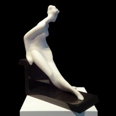 """Daphene"" cultured marble by Robert Kelly"