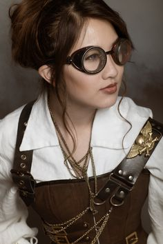 Usually don't like goggles, but these are kind of cute.