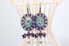 $16.99 Risso 1561 — LOLA III earrings