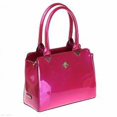 Topaz Day Bag (Fuschia) - Shoulder Bags - Vera May - Jenn Louise