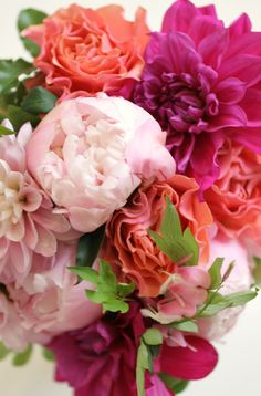 Peonies are possibly the prettiest flowers ever and symbolize happiness in a…