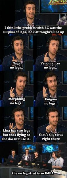 Bruno the Dota 2 Strats Master - DotaCaps - Funny Dota Images