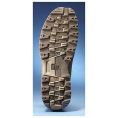 Men's CAT® Duncan Boots, Dark Beige