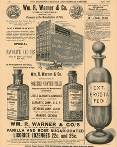 Liver Pills (120+ year old vintage pharmacy ad from the 1892 Druggists Circular and Chemical Gazette). --- Visit RXinsider's Pharmacy Platinum Pages buyer's guide for more contemporary products & services. --- www.rxplatinumpages.com/