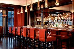 The Bar at The Lambs Club is certainly worth a visit, particularly on a lazy…
