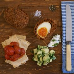 The Mexican Scotch egg, an Anél Potgieter creation. Click on the pic to visit the #freshlyblogged site for the full recipe! #pcknpay #recipe