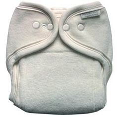 Motherease Certified Organic Cotton Nappy Single