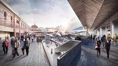 Courtesy of Grimshaw + John Wardle Architects